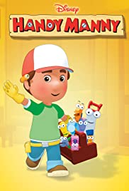 Handy Manny Poster - TV Show Forum, Cast, Reviews