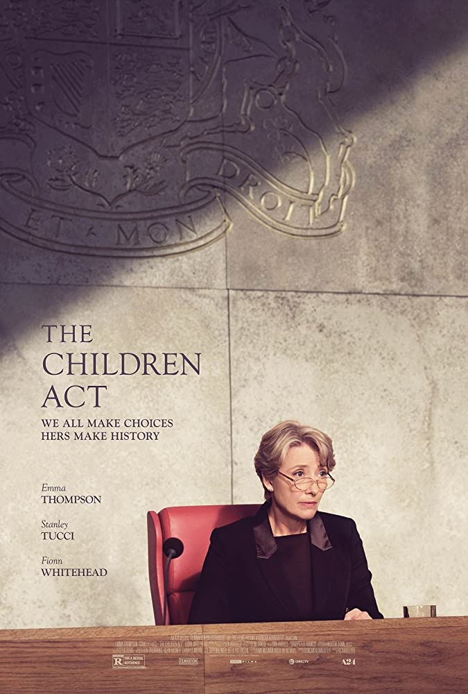 Emma Thompson in The Children Act (2017)