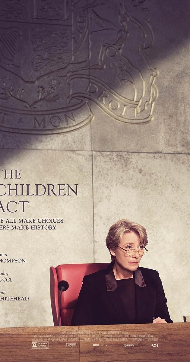 The Children Act (2017) - IMDb