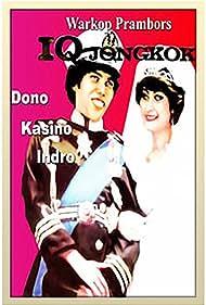 Dono Warkop, Kasino Warkop, and Indro Warkop in IQ Jongkok (1981)