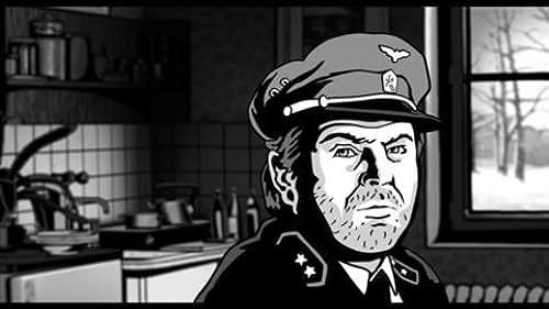 Czech Trailer for Alois Nebel