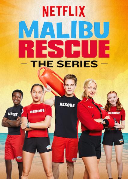 MALIBU GELBĖTOJAI (1 Sezonas) / MALIBU RESCUE Season 1