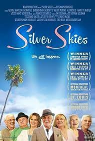 Barbara Bain, George Hamilton, Jack Betts, Jack McGee, Valerie Perrine, and Alex Rocco in Silver Skies (2016)