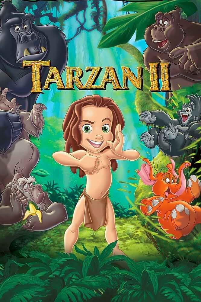 Tarzan II (2005) Hindi Dubbed
