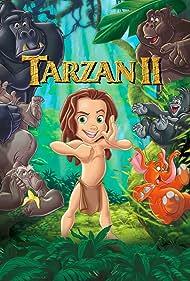 Harrison Chad in Tarzan II (2005)
