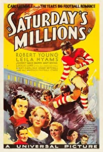 Saturday's Millions Frank Tuttle
