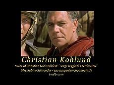 christian kohlund close up