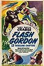 Buster Crabbe and Carol Hughes in Flash Gordon (1936)