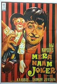 Mera Naam Joker (1970) Poster - Movie Forum, Cast, Reviews