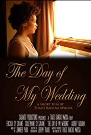 The Day of My Wedding Poster