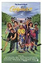 Caddyshack II (1988) Poster