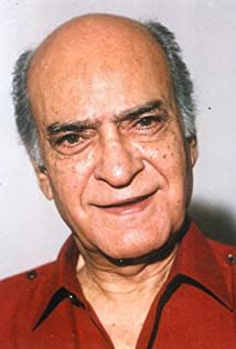 A.K. Hangal Picture