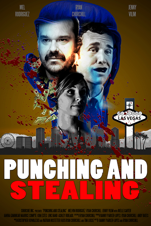 18+ Punching and Stealing 2020 English 277MB HDRip Download