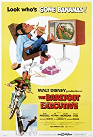 The Barefoot Executive (1971) Poster - Movie Forum, Cast, Reviews