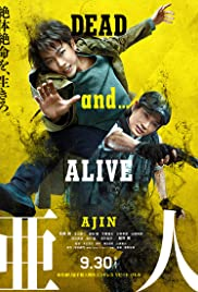 Ajin: Demi-Human Live Action