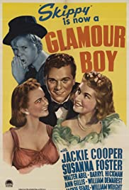 Glamour Boy Poster