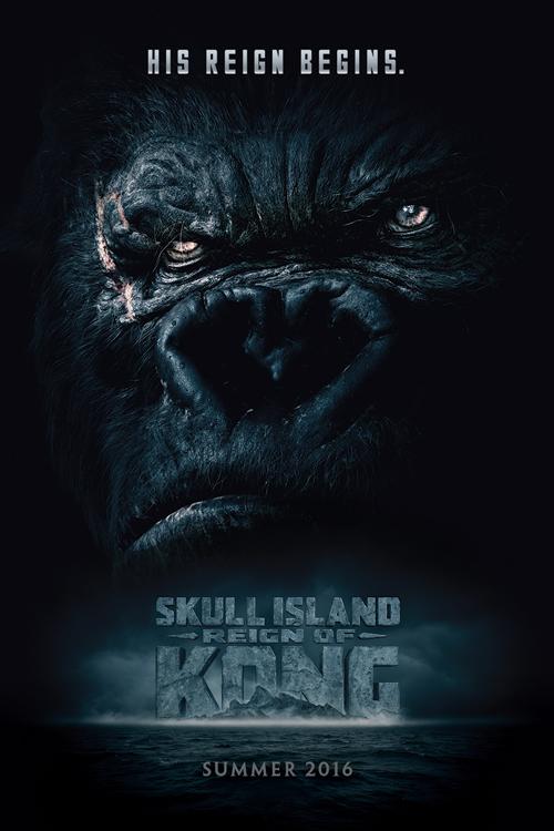 Skull Island Reign Of Kong 2016 Imdb