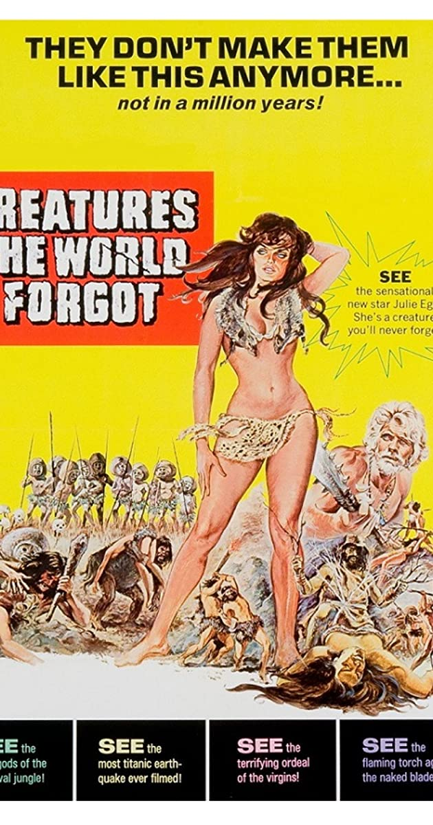 Subtitle of Creatures the World Forgot
