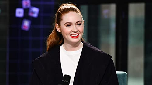 BUILD: Karen Gillan was Excited to Watch the 'Avengers: Endgame' Trailer