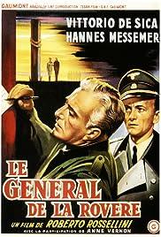 General Della Rovere(1959) Poster - Movie Forum, Cast, Reviews