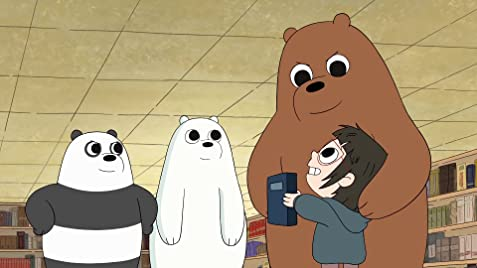 """We Bare Bears"" Grizz Helps (TV Episode 2016) - IMDb"