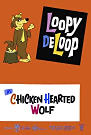 Chicken Hearted Wolf Poster