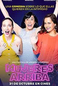 Loretto Bernal, Alison Mandel, and Natalia Valdebenito in Mujeres Arriba (2020)