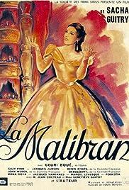 La Malibran Poster
