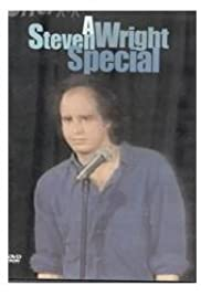 A Steven Wright Special Poster