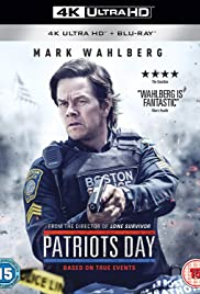 Patriots Day: The City of Boston Poster