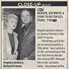 Richard Crenna and Angela Lansbury in Murder, She Wrote: A Story to Die For (2000)