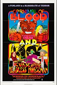 Carnival of Blood Poster - Movie Forum, Cast, Reviews