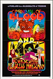 Carnival of Blood(1970) Poster - Movie Forum, Cast, Reviews