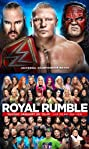 WWE Royal Rumble (2018) Poster