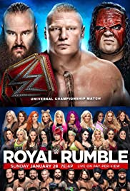 WWE Royal Rumble (2018) 1080p