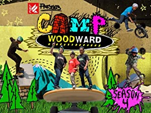 Where to stream Camp Woodward