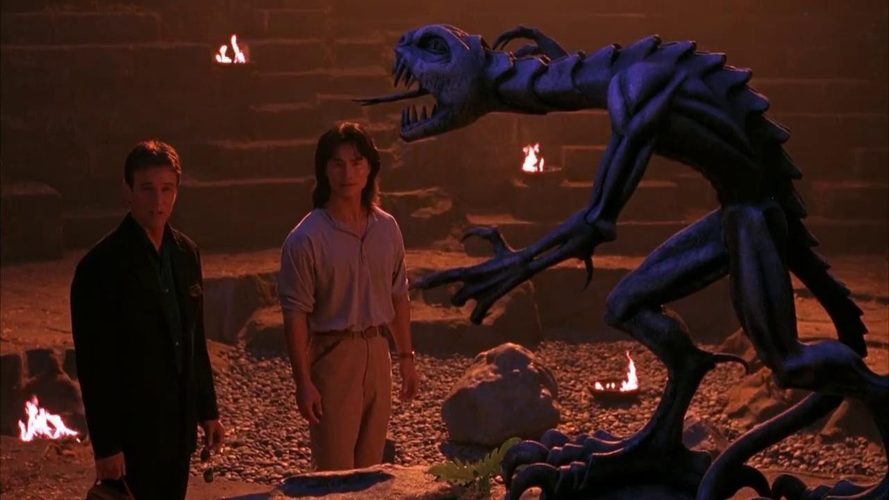 Mortal Kombat (1995) Action, Adventure, Fantasy