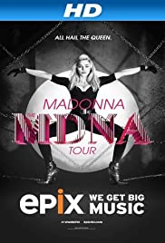 Madonna: The MDNA Tour Poster
