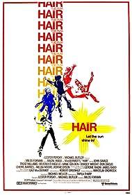 Hair (1979) Poster - Movie Forum, Cast, Reviews
