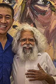 Jack Charles and Anh Do in Anh's Brush with Fame (2016)
