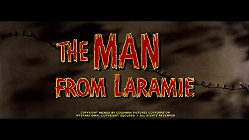 THE MAN FROM LARAMIE (Masters of Cinema) Blu-ray & DVD Trailer