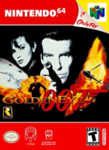 Divx hd movie downloads GoldenEye 007 UK [320x240]