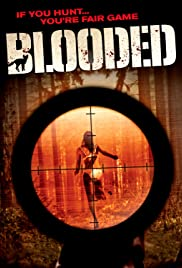 Blooded Poster