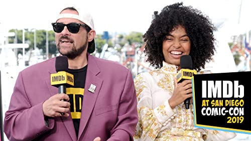 Kevin Smith and Yara Shahidi Remember Stan Lee