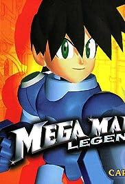 Mega Man Legends Poster