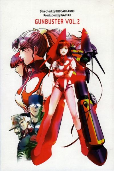 Gunbuster (TV Mini-Series 1988–1989) - Photo Gallery - IMDb