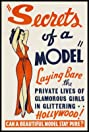 Secrets of a Model (1940) Poster
