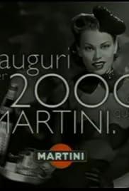 Martini: Auguri per 2000 di questi Martini Poster