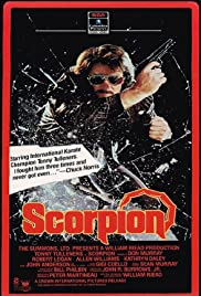 Scorpion(1986) Poster - Movie Forum, Cast, Reviews