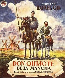 Don Quijote de la Mancha Spain